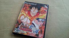 PS2☆バトルスタジアムD.O.N☆状態良い♪ジャンプキャラ格闘ゲーム。