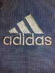 adidas アディダス ワンポイント SCHOOL BAG スクールバッグ ネイビー グレイ バッグ