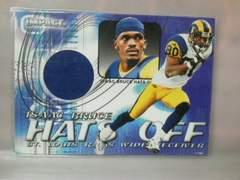 NFLセントルイス・ラムズ/アイザック・ブルースジャージーカード