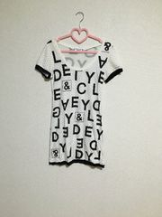 ★DELYLE★Tシャツワンピ★
