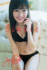 【送料無料】AKB48渡辺麻友 写真5枚セット<サイン入> 54