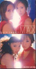 ��8cmCDS��MAX/Love impact/12th�V���O��