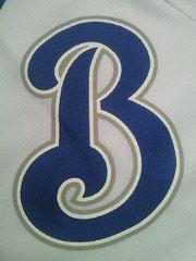 プロ野球 横浜 ベイスターズ 時代 ユニフォーム シャツ ホーム ホワイト フリーサイズ