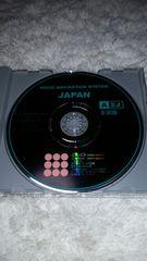 トヨタ/ダイハツ純正DVDナビディスク 2012年冬全国版セルシオマークXハリアーランクルVOXY