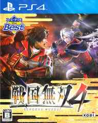 PS4#戦国無双4(ベスト) 新品