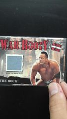 2001 THE ROCK リングマット カード