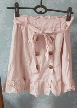 モバオク:アイロン LDプライム スカート ピンク