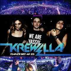 Krewella 豪華2枚組43曲 最強 Best Mix 2CD