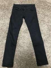 Blackbymoussy    黒 スキニー パンツ ブラックバイマウジー