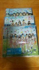 CD HKT48 74������1�̌N�� �����ABC 3���Z�b�g