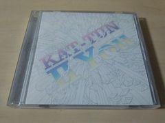 KAT-TUN CD「cartoon KAT-TUN II You」●