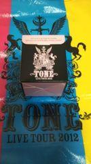 TOHOSHINKI LIVE TOUR 〜TONE〜コラボグッズ コットン