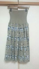 ネネット せいふくジャガードスカート サイズ2