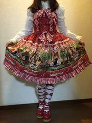 my little red riding hood jsk エンジ