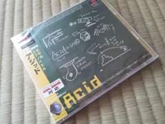 新品未開封♪PS☆アシッド☆パズルゲーム。