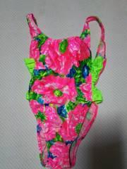 ピンクのセクシーワンピース水着