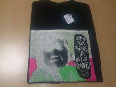 ミナミチャプトリニューアル記念Tシャツ ブラック L 新品未使用