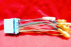 カーオーディオ用変換カプラー スズキ対応 管123