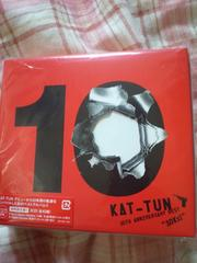 KAT-TUNCD10ks初回限定盤