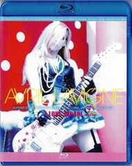 Avril Lavigne 2014�N�I�T�}�\�j �A�����������B�[��(Blu-Ray)