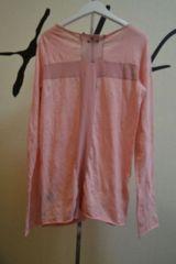 LGBルグランブルー バッククロスカットソー ロンTシャツ