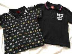 ベビードール☆ポロシャツ☆120