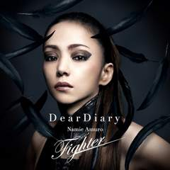 即決 シリアル封入 安室奈美恵 Dear Diary / Fighter (+DVD)