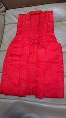USED品、被布コート、赤