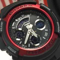 新品CASIO カシオ Gショック G-SHOCK正規品アナデジ腕時計