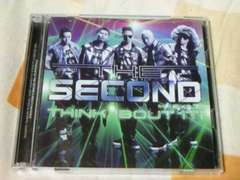CD+DVD THE SECOND from EXILE THIK BOUT IT! 初回限定盤