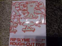RIP SLYME�uROUGH-COT FIVE�vDVD2���g