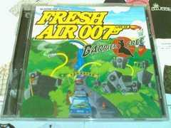 �sFRESH AIR 007�tBARRIER FREE �o���A�[�t���[ ���Q�G reggae