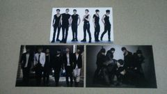2PM カード 3枚