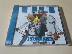 キリークCD「KIREEK #1〜TILT ティルト」新品●