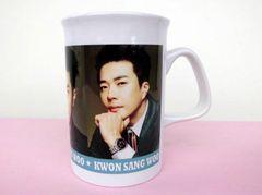 クォン・サンウ韓国製マグカップ110/クォンサンウ グッズ