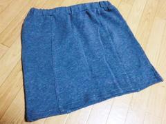 セシルマクビー/CECIL MacBEE スウェットタイトミニスカート