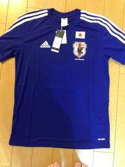 adidasサッカーTシャツ新品
