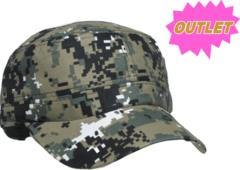 OUTLET ミリタリー キャップ cap 帽子 迷彩 T-2 M875 即決