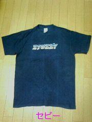 STUSSY ロゴTシャツ