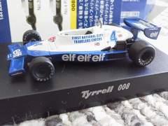 Tyrrell 008   NO.4