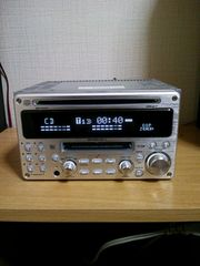 ADDZEST アゼスト CD.MD.2dinデッキ DMZ545LP DSP/Z-EHCR+ AUX 高音質