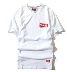 Dickies 半袖Tシャツ XLサイズ redsmall白 ディッキーズ