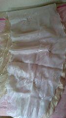 パーティー結婚式ストールキャバクラビーズ刺繍白