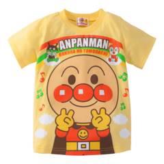 *ANPANMAN*アンパンマンどーんとピースTシャツ*95�a*新品*保育園・遊び着に*