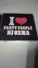 DJ OZMAI PARTY PEOPLE�x [+DVD]