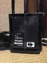 中古美品 バッファロー 無線LANルーター WZR-450HP