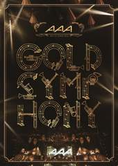 AAA ARENA TOUR 2014 Gold Symphony DVD 新品即決