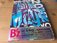 B'z DVD LIVE-GYM 2010 �eAin�ft No Magic�f  �r�[�Y