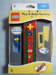 海外 任天堂 ニンテンドー Wii レゴ LEGO コラボ リモコン
