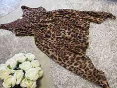 MURUA  レオパード柄  シフォン  フレア  タンクワンピース  豹
